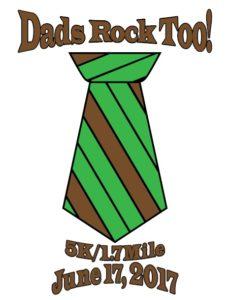 Dads Rock Too! logo