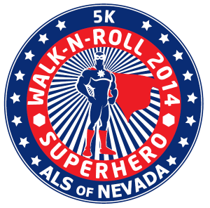 ALS Superhero logo