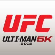 UFC Ulti-man 5K 2015