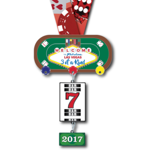 Logo 1 medal