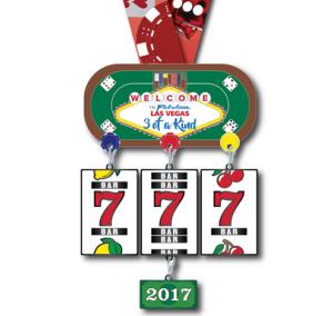 Logo all 3 medals